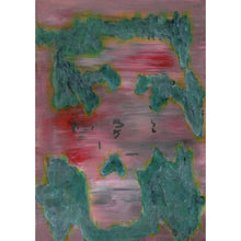 Load image into Gallery viewer, pink-abstract-Gamma 99 Abstract Wall Art Print