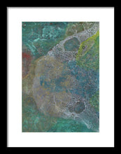 Load image into Gallery viewer, Framed Print, Kappa #16 Abstract Wall Art - Framed Print,Sensory Art House