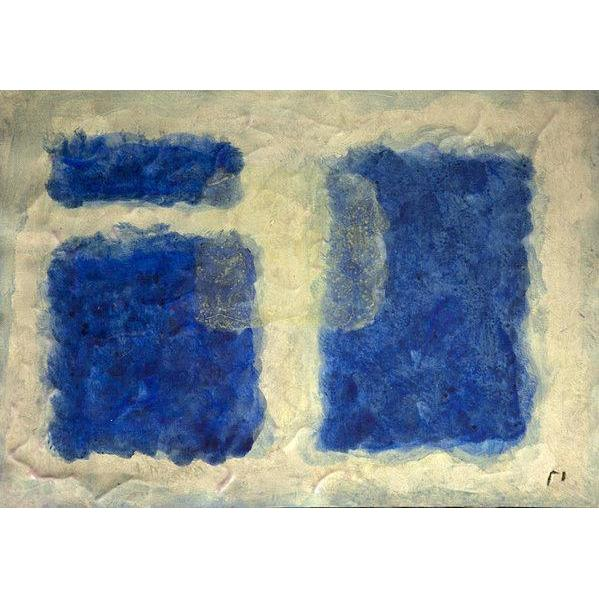 Mu 27 Abstract Wall Art Print-in-style-of-mark-rothko