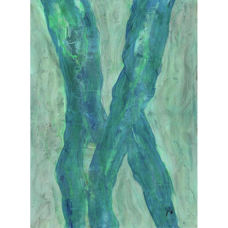 Art Print, Rho(ρ) #20 Abstract Wall Art Print,Sensory Art House