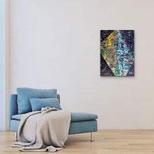 Load image into Gallery viewer, Art Print, Xi(ξ) #7 - Abstract Wall Art Print,Sensory Art House