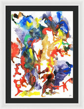 Load image into Gallery viewer, Delta 8 Abstract - Framed Print