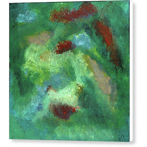 Canvas Print, Epsilon #24 Abstract Wall Art - Canvas Print,Sensory Art House