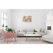 Load image into Gallery viewer, pink-abstract-Epsilon 36 Abstract Wall Art Print
