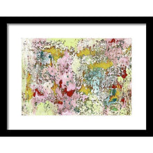 Load image into Gallery viewer, Framed Print, Epsilon #36 Abstract Wall Art - Framed Print,Sensory Art House