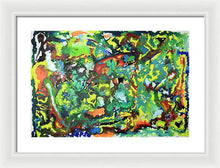 Load image into Gallery viewer, Epsilon 45 Abstract - Framed Print