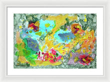 Load image into Gallery viewer, Epsilon 46 Abstract - Framed Print