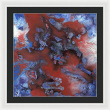 Load image into Gallery viewer, Epsilon 50 Abstract - Framed Print