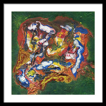 Load image into Gallery viewer, Epsilon 56 Abstract - Framed Print