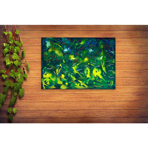 Canvas Print, Epsilon(ε) #16  - Abstract Wall Art - Canvas Print,Sensory Art House