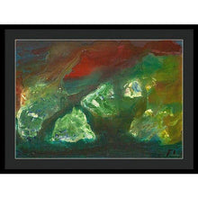 Load image into Gallery viewer, Framed Print, Epsilon(ε) #6  - Premium Framed Print,Sensory Art House