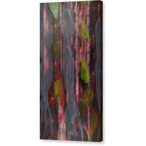 grey-gray-abstract-art-Gamma 110 Abstract Wall Art - Canvas Print