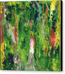 Gamma 147 Abstract - Canvas Print