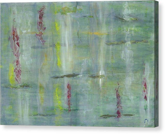 Canvas Print, Gamma #43 Abstract Wall Art - Canvas Print,Sensory Art House