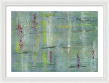 Load image into Gallery viewer, Framed Print, Gamma #43 Abstract Wall Art - Framed Print,Sensory Art House