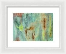 Load image into Gallery viewer, Framed Print, Gamma #44 Abstract Wall Art - Framed Print,Sensory Art House