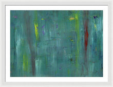 Load image into Gallery viewer, Framed Print, Gamma #46 Abstract Wall Art - Framed Print,Sensory Art House