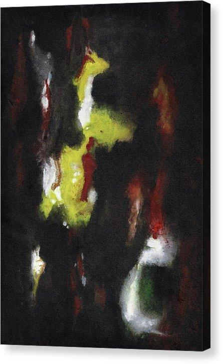 Canvas Print, Gamma #60 Abstract Wall Art - Canvas Print,Sensory Art House