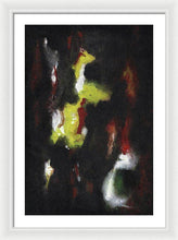 Load image into Gallery viewer, Framed Print, Gamma #60 Abstract Wall Art - Framed Print,Sensory Art House