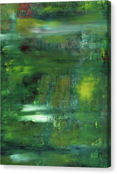 Canvas Print, Gamma #65 Abstract Wall Art - Canvas Print,Sensory Art House