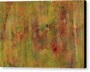 Canvas Print, Gamma #71 Abstract Wall Art - Canvas Print,Sensory Art House