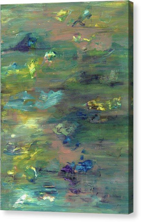Canvas Print, Gamma #92 Abstract Wall Art - Canvas Print,Sensory Art House