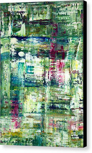 Canvas Print, Gamma #95 Abstract Wall Art - Canvas Print,Sensory Art House