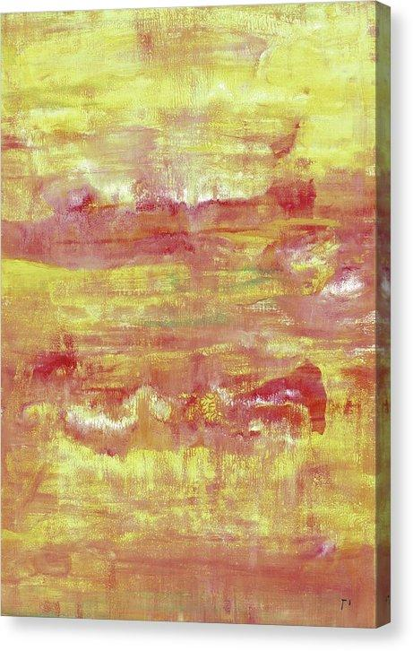 Canvas Print, Gamma #96 Abstract Wall Art - Canvas Print,Sensory Art House