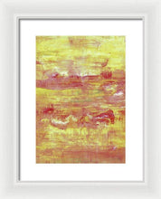 Load image into Gallery viewer, Framed Print, Gamma #96 Abstract Wall Art - Framed Print,Sensory Art House
