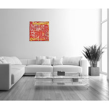 Load image into Gallery viewer, Canvas Print, Gamma(γ) #11  - Abstract Wall Art - Canvas Print,Sensory Art House