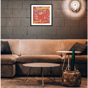 Canvas Print, Gamma(γ) #11  - Abstract Wall Art - Canvas Print,Sensory Art House