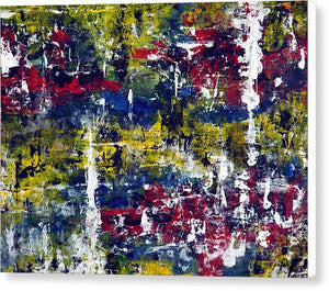 Canvas Print, Gamma(γ) #19  - Abstract Wall Art - Canvas Print,Sensory Art House