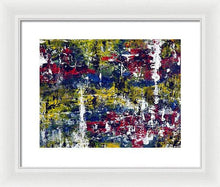 Load image into Gallery viewer, Framed Print, Gamma(γ) #19  - Premium Framed Print,Sensory Art House