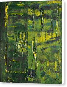 Canvas Print, Gamma(γ) #2  - Abstract Wall Art - Canvas Print,Sensory Art House