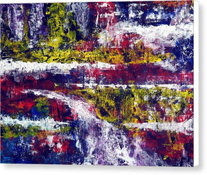 Canvas Print, Gamma(γ) #20  - Abstract Wall Art - Canvas Print,Sensory Art House