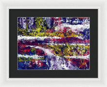 Load image into Gallery viewer, Framed Print, Gamma(γ) #20  - Premium Framed Print,Sensory Art House