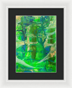 Framed Print, Gamma(γ) #23  - Premium Framed Print,Sensory Art House