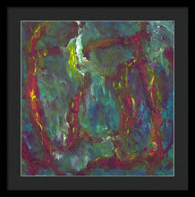 Load image into Gallery viewer, Framed Print, Gamma(γ) #29  - Premium Framed Print,Sensory Art House