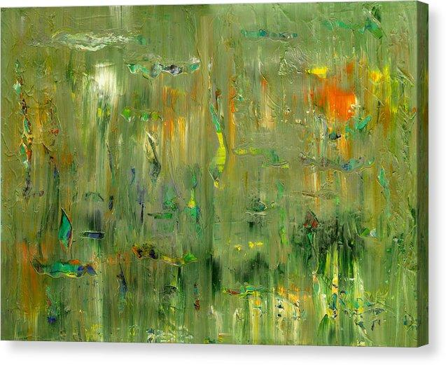 Canvas Print, Gamma(γ) #39 - Abstract Wall Art - Canvas Print,Sensory Art House