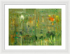 Framed Print, Gamma(γ) #39 - Premium Framed Print,Sensory Art House