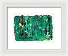 Load image into Gallery viewer, Framed Print, Gamma(γ) #51   - Premium Framed Print,Sensory Art House