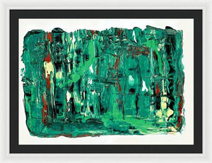 Framed Print, Gamma(γ) #51   - Premium Framed Print,Sensory Art House