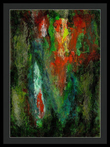 Framed Print, Gamma(γ) #52  - Premium Framed Print,Sensory Art House