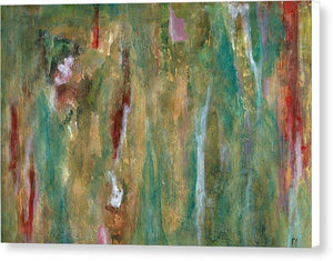 Canvas Print, Gamma(γ) #61 - Abstract Wall Art - Canvas Print,Sensory Art House