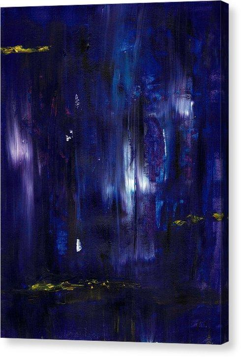 Canvas Print, Gamma(γ) #68  - Abstract Wall Art - Canvas Print,Sensory Art House