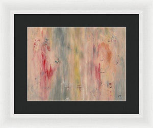 Framed Print, Gamma(γ) #77 - Premium Framed Print,Sensory Art House