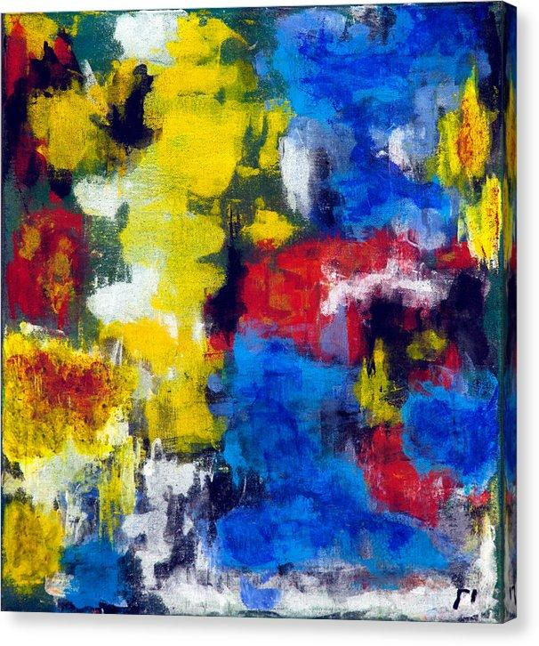 Canvas Print, Gamma(γ) #9  - Abstract Wall Art - Canvas Print,Sensory Art House