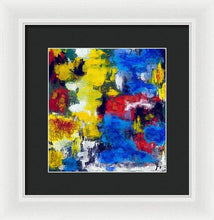 Load image into Gallery viewer, Framed Print, Gamma(γ) #9  - Premium Framed Print,Sensory Art House