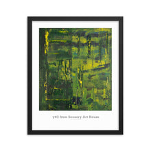 Load image into Gallery viewer, Framed Prints, Gamma(γ)#2  Standard Framed Print,Sensory Art House