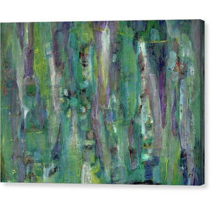purple-abstract-Gamma 122 Abstract Wall Art - Canvas Print